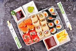 Sushi Sekai Japanese Restaurant