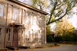 M. Gorky Literature and Memorial Museum in Samara