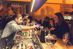 La Boca Cocktail Bar