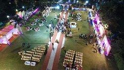 Mughal Garden(wedding garden)