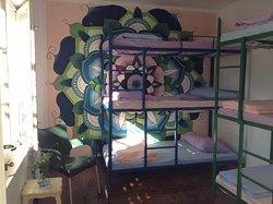 6 Beds Room