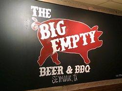 The Big Empty Beer & BBQ