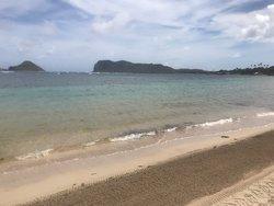 Beautiful beach #cbay today