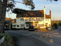 Welcoming Friendly Country Pub.
