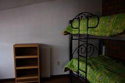 Habitacion 6, capacidad 2 camas