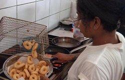 Making Donuts