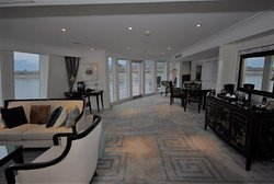 Our fabulous Celestial suite ..