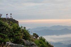 At Yen Tu Mountain