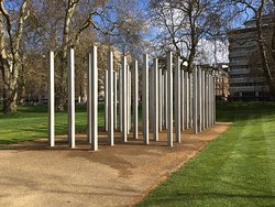 July 7 Memorial (London Bombing Memorial)