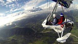 Ultralight Flight Nepal