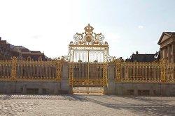 Le Château de Versailles au pied de l'Hôtel!