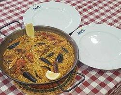 Cocina fresca y Mediterránea - Jardi Mar Restaurante