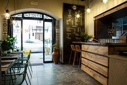 Sardina Pasta Bar - Interno