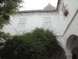 Castillo de Vejer de la Frontera (Cádiz). Monumento Nacional en 1931. Siglo iX-X. Visitable. Acceso gratuito. Privado en parte. Patio.