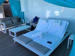 VIP Terrace cabana 3