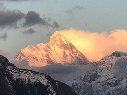 Nanda Devi Peak ... Sunset