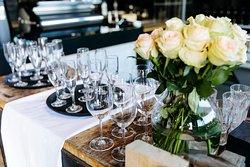 venue, events, florals