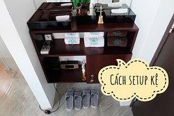 Spa Da Nang - Setup Room