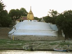 River side pagoda.