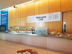 Wellcome Cafe'