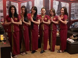 Thai Spa Massage Team