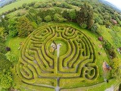 Greenan Maze