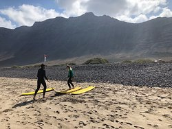 Lanzarote Surf School il top!