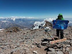 Aconcagua Summit (6.962m) Date: 19/02/19