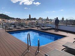 zentral gelegenes 4* Sterne Hotel in Málaga