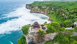 Lies at the South of Bali, the undoubtedly famous Uluwatu Temple is located only 30 minutes from the resort.  Well known for its stunning view from atop of the cliff, particularly when it comes to Sunset time with the vibrant colors that make all the surroundings stand-out.   In #SamabeResort, you may visit this beautiful Balinese architecture if you purchase the All Inclusive Package as it is included in your Samabe Signature Activity.  Find out more about Samabe Signature Activity here https:/