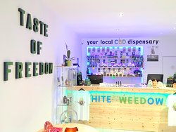 We specialize in CBD flowers/weed, CBD tincture, CBD Oils, CBD edibles, CBD coffee, CBD salves and creams, CBD tea, CBD sweets and many more. All welcome you don't need prescription to buy our products. We are open from 12 till 6PM - 7 days a week.