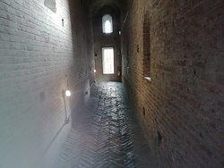 corridoio delle prigioni