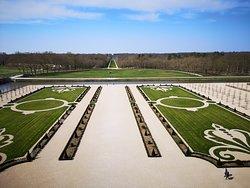 i giardini del Castello di Chambord