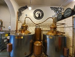 Pickering's Gin Distillery