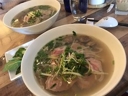 Solid Beef pho