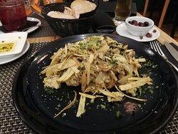 Buenísima comida portuguesa