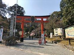 日吉大社の入口