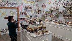 שולמן מוזיאון שוקולד