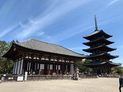 Kofuku-ji Temple 5 Stories Pagoda