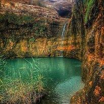 Keshit Waterfall