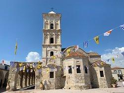 Cerkiew św. Łazarza w Larnace
