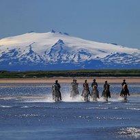 Lysuholl Short Rides