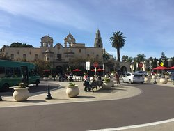 Balboa Park Visitors Center