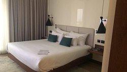 Default Dead Sea hotel. Nice.