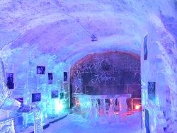 Kingdom of Permafrost, Yakutsk. Beautiful Ice Sculptures.