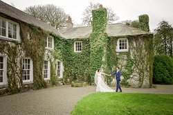 Rathsallagh House Hotel Wedding Photography by FINNimaje