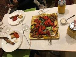 Grill Mixte Spécial Eat Green