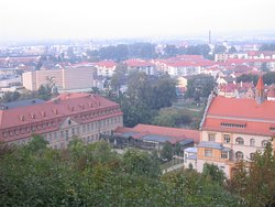 Bamberg, View from St. Michael's Monastery