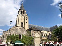 Сен-Жермен-де-Пре (Аббатство Святого Германа)
