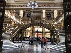Museo Biblioteca Palacio Postal